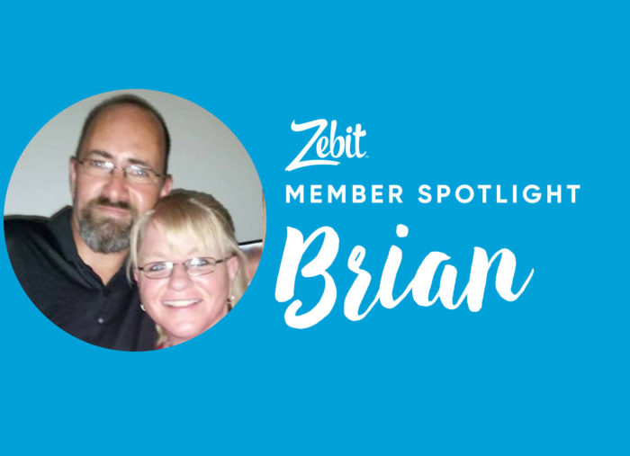 Member Spotlight: Fun-loving Newly Wed Shares His Zebit Experience