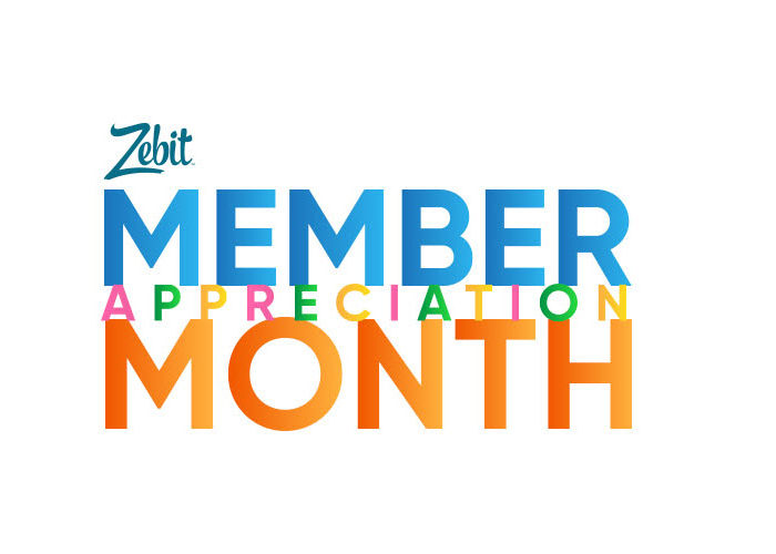 Member Appreciation Month is in Full Swing!