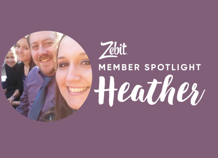 Member Spotlight: Zebit helped this mom get essentials when finances were tight