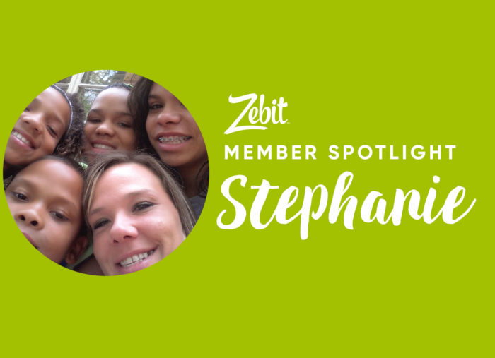 Member Spotlight: Mom of 5 overcame her fears & inspires others to do the same