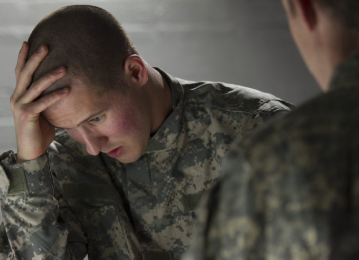 Survey Reveals 65% Of Military Personnel Are Stressed About Finances