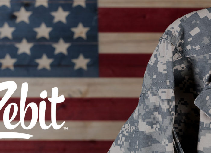 Zebit Launches First And Only No-Cost Credit Option For Military Personnel That Never Charges Interest Or Fees