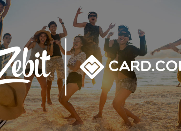 Zebit Partners with CARD.com to Provide Enhanced Access to Traditional Services, Including Interest-Free Financing